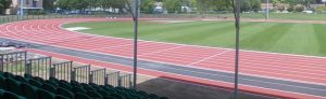 York University Athletics Track